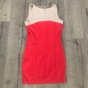 Forever 21 Dresses - F21 color block dress. Size large.